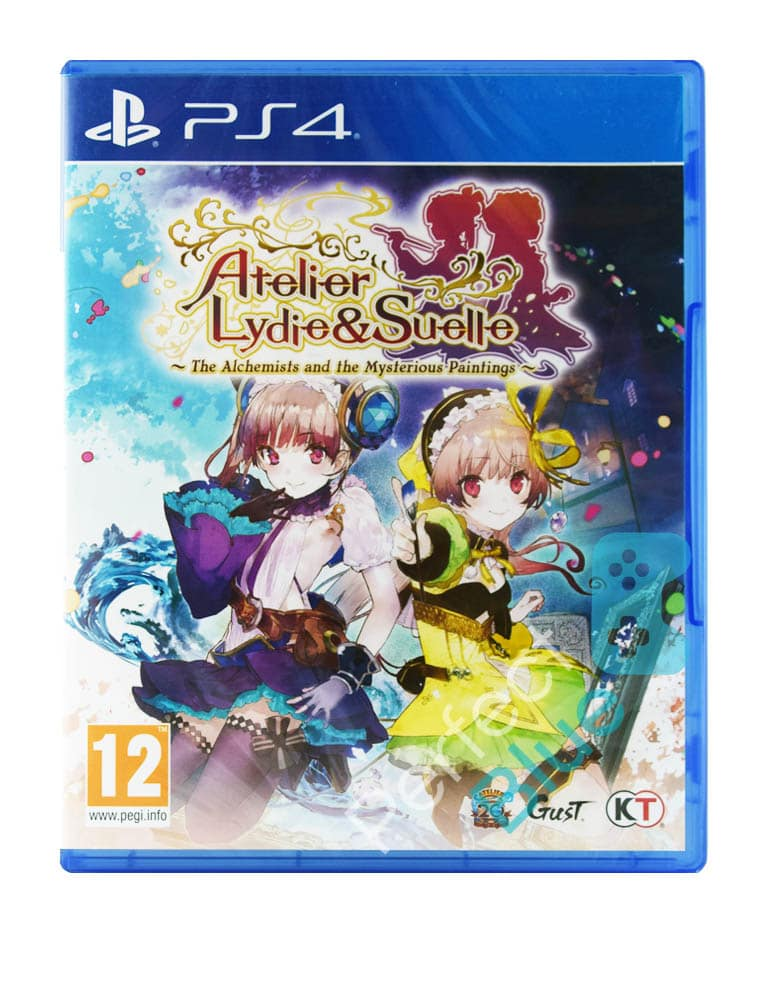Gra PS4 Atelier Lydie and Suelle The Alchemists and the Mysterious Paintings