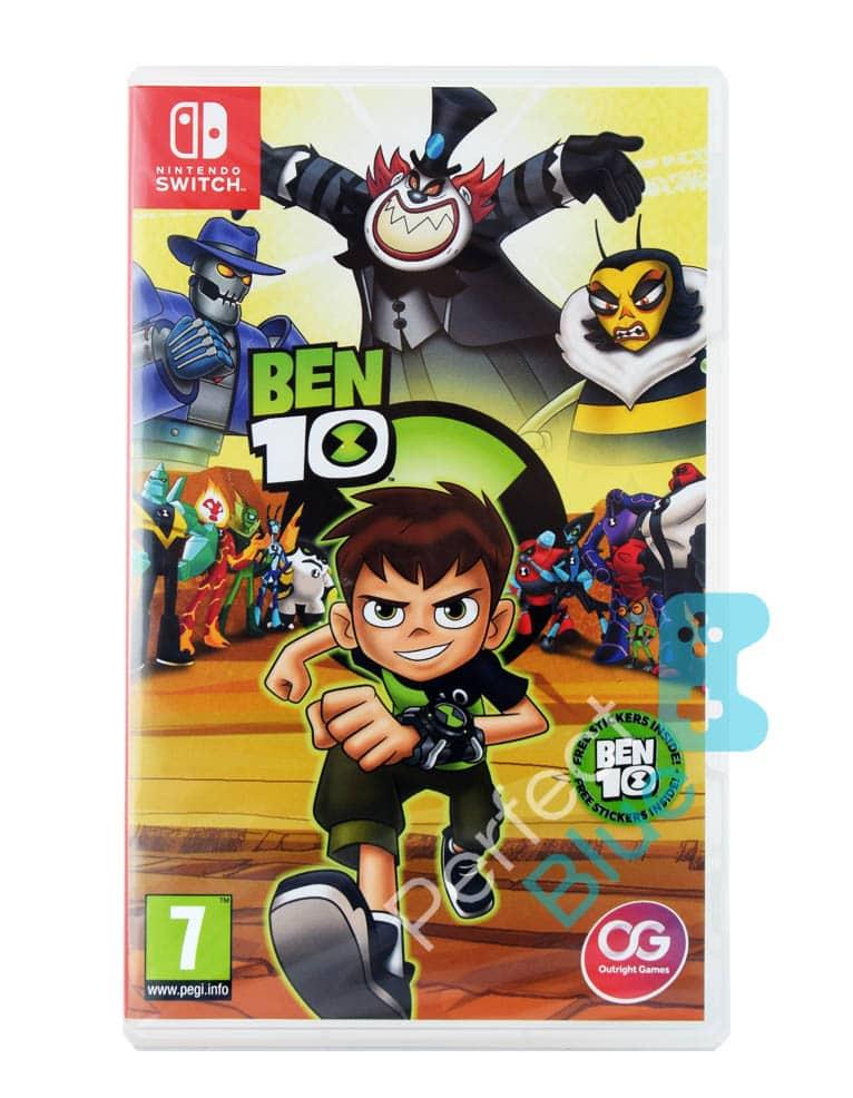 Gra Nintendo Switch Ben 10 / Ten
