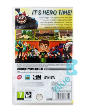 Gra Nintendo Switch Ben 10 / Ten