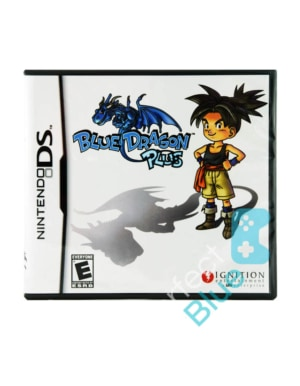 Gra Nintendo DS Blue Dragon Plus