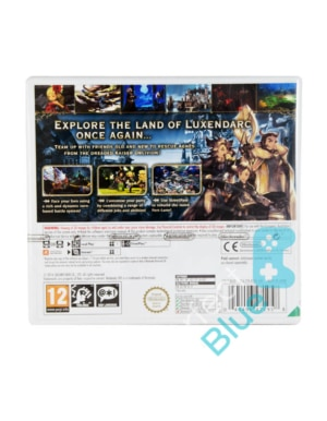Gra Nintendo 3DS Bravely Second End Layer