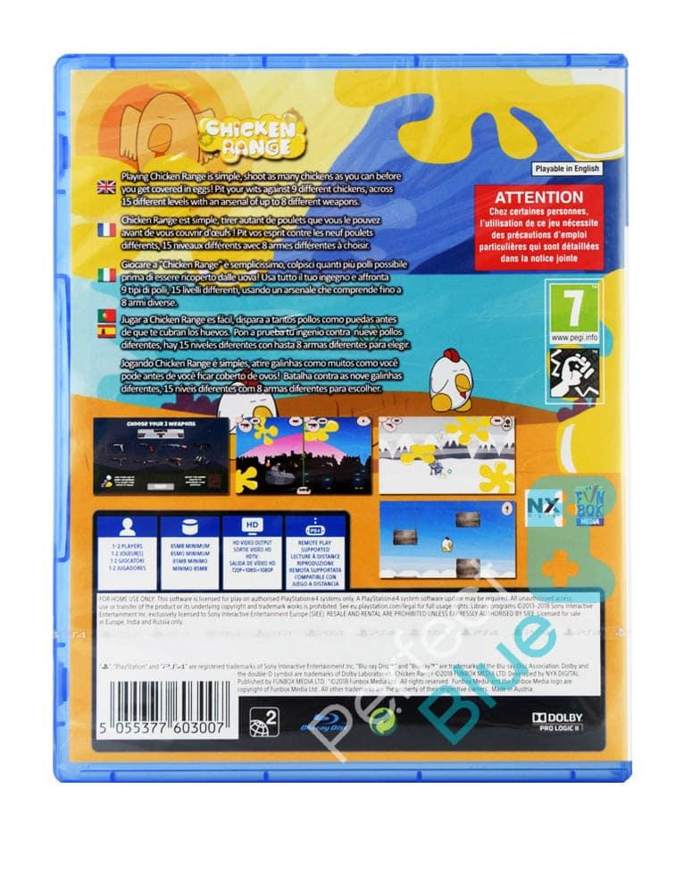 Gra PS4 Chicken Range