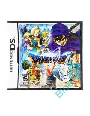 Gra Nintendo DS Dragon Quest V Hand Of The Heavenly Bride