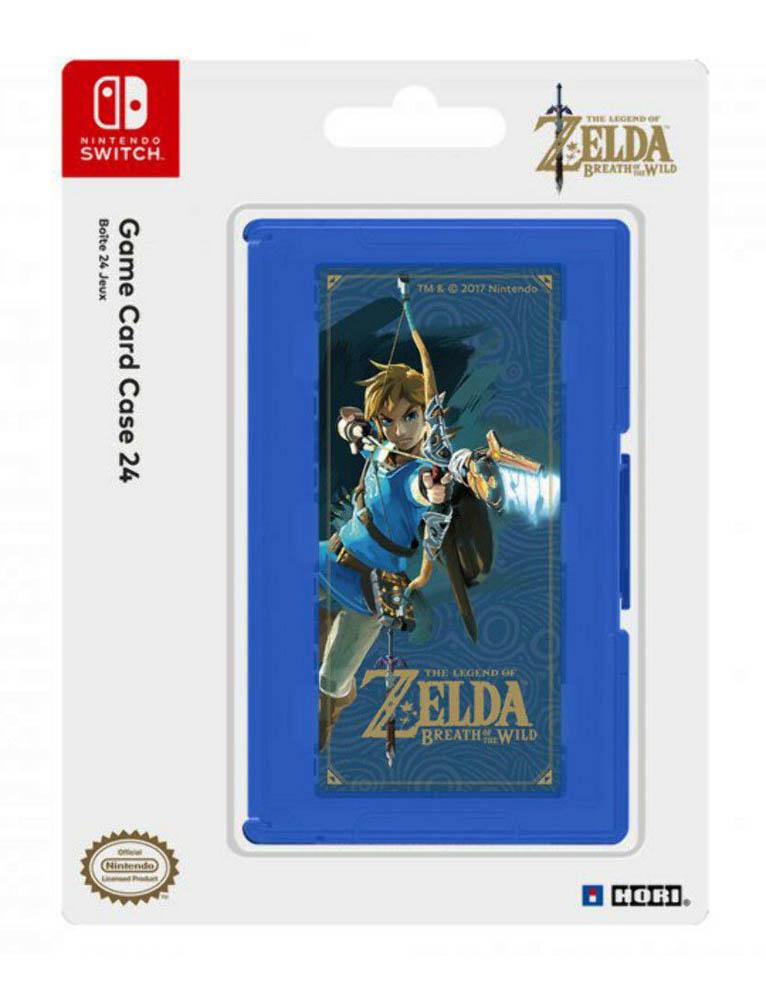 Hori Etui Pokrowiec na 24 Kartridże Zelda