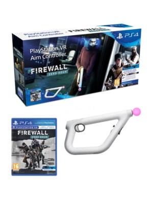 Gra PS4 VR Firewall Zero Hour + Aim Controller