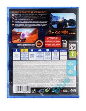 Gra PS4 Grip: Combat Racing