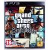 Gra PS3 GTA Grand Theft Auto San Andreas
