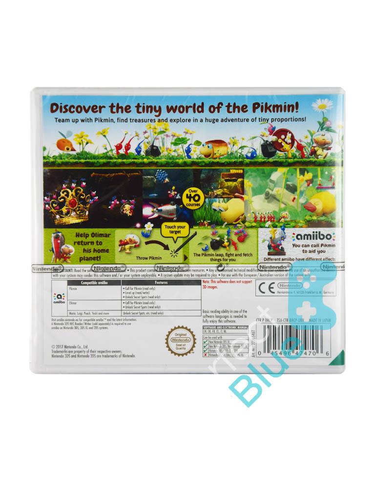 Gra Nintendo 3DS Hey! Pikmin