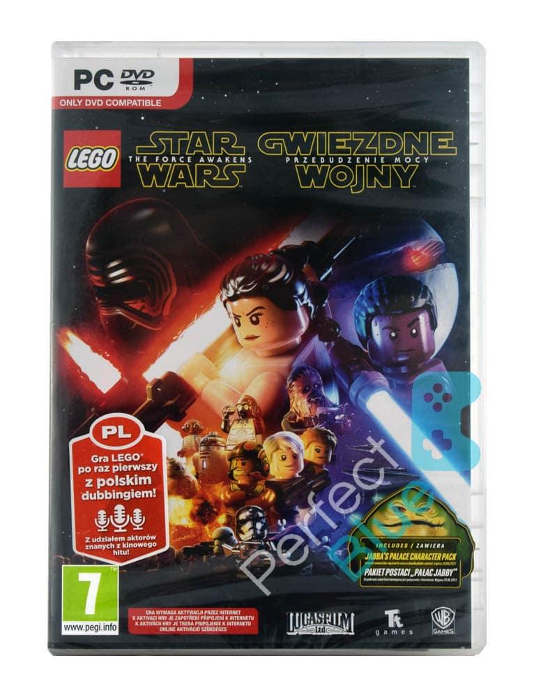Gra Pc Lego Star Wars Przebudzenie Mocy Sklep Perfect Blue
