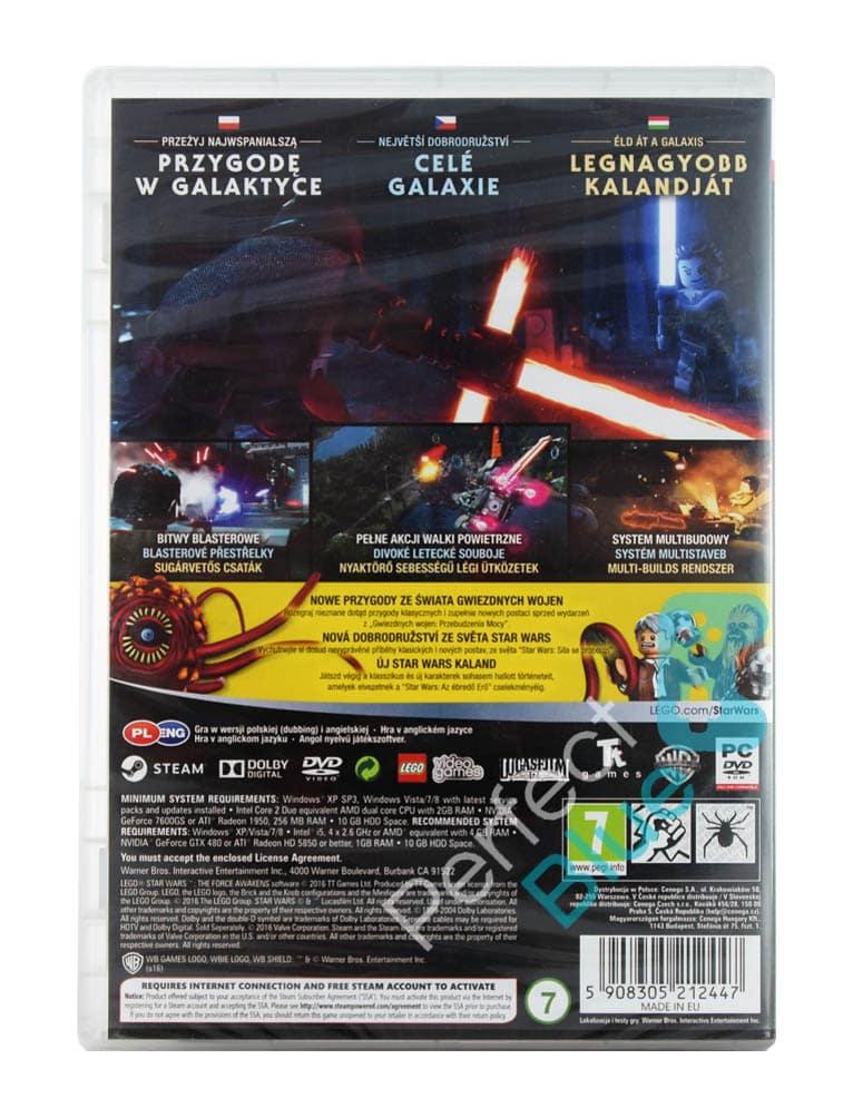 Gra PC Lego Star Wars Przebudzenie Mocy