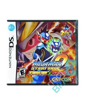 Gra Nintendo DS Mega Man Star Force 2 Zerker X Saurian