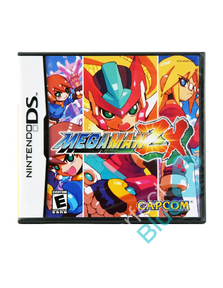 Gra Nintendo DS Mega Man ZX