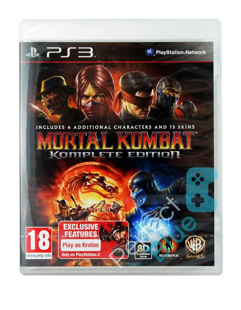 Gra PS3 Mortal Kombat Komplete Edition