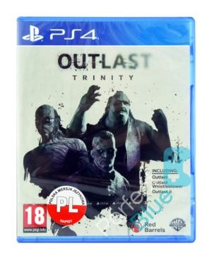 Gra PS4 Outlast Trinity