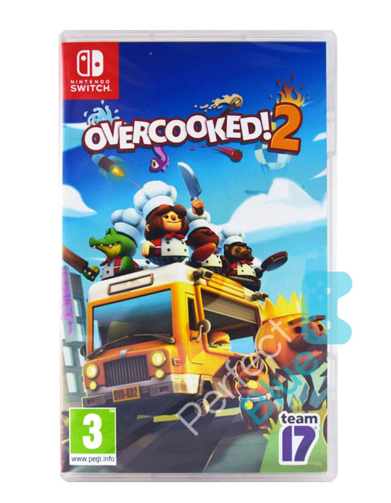 Gra Nintendo Switch Overcooked! 2