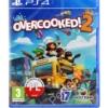 Gra PS4 Overcooked 2!