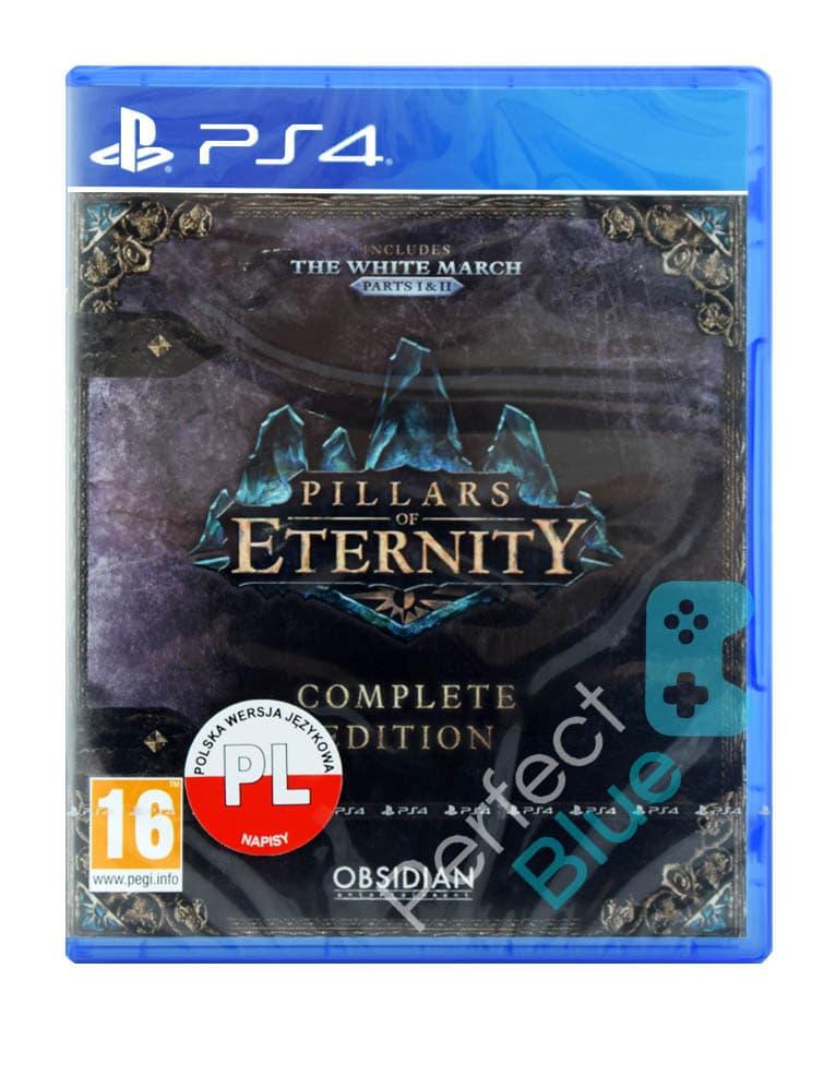 Gra PS4 Pillars of Eternity: Complete Edition