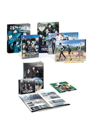 Gra PS4 Psychopass Mandatory Happiness Limited