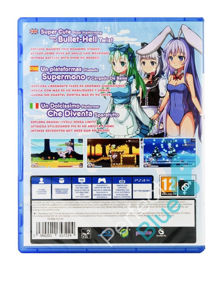 Gra PS4 Rabi-Ribi