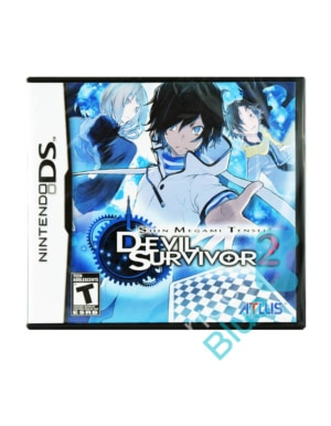 Gra Nintendo DS Shin Megami Tensei Devil Survivor 2
