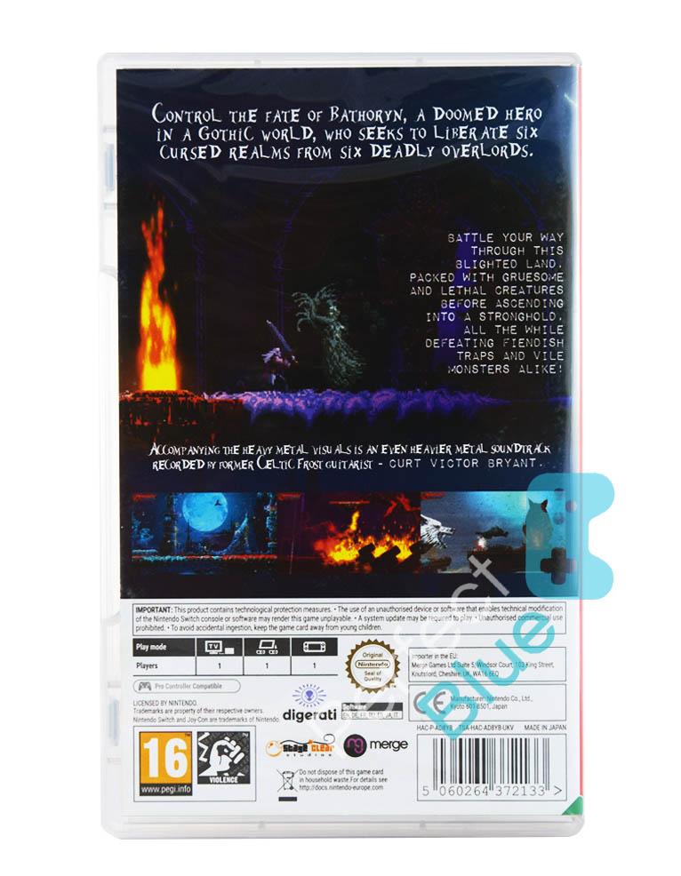 Gra Nintendo Switch Slain Back From Hell
