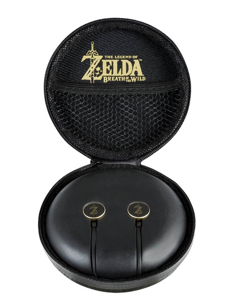 PDP Słuchawki Douszne + Pokrowiec Zelda Breath Of The Wild