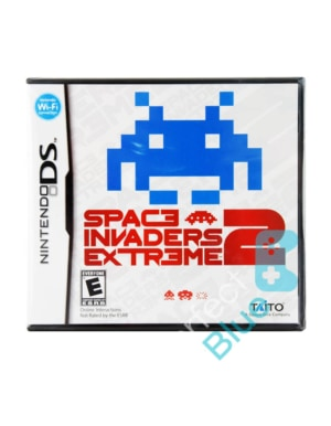 Gra Nintendo DS Space Invanders Extreme 2