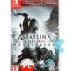 Gra Nintendo Switch Assassins Creed III Remastered + Assassins Creed Liberation Remastered PL