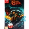battle chasers night war gra nintendo switch przod logo pl