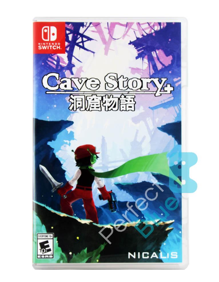 Gra Nintendo Switch Cave Story + / Gra Rozfoliowana