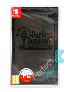 Gra Nintendo Switch Darkest Dungeon Collector's Edition