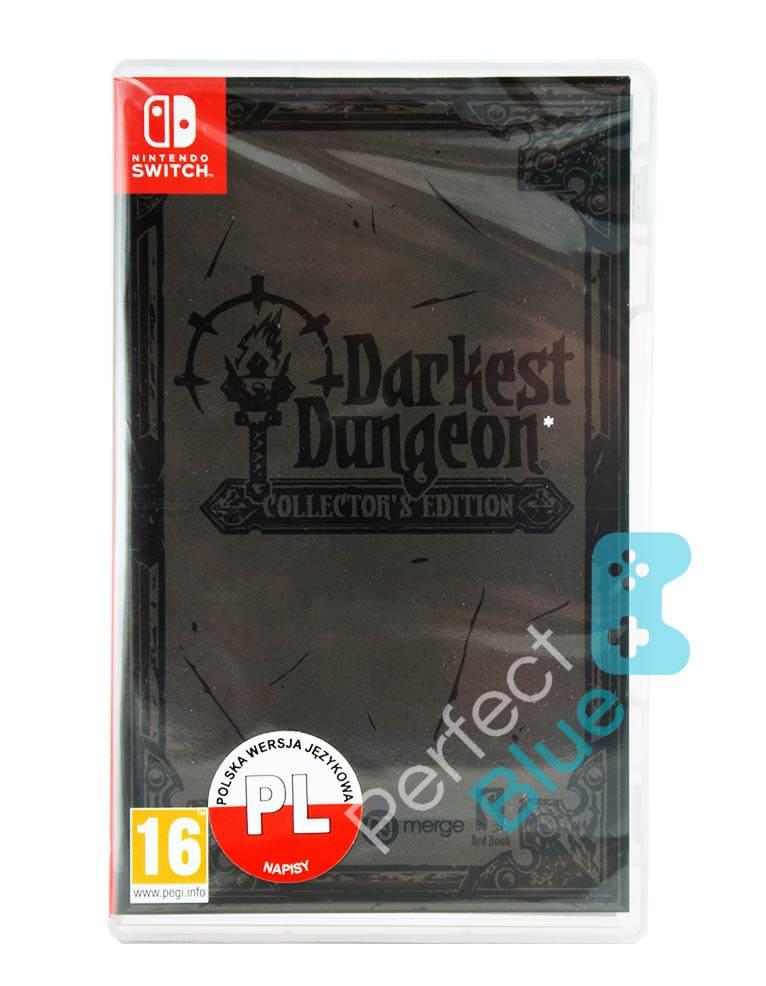 Gra Nintendo Switch Darkest Dungeon Collector's Edition