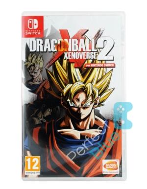 Gra Nintendo Switch Dragon Ball Xenoverse 2
