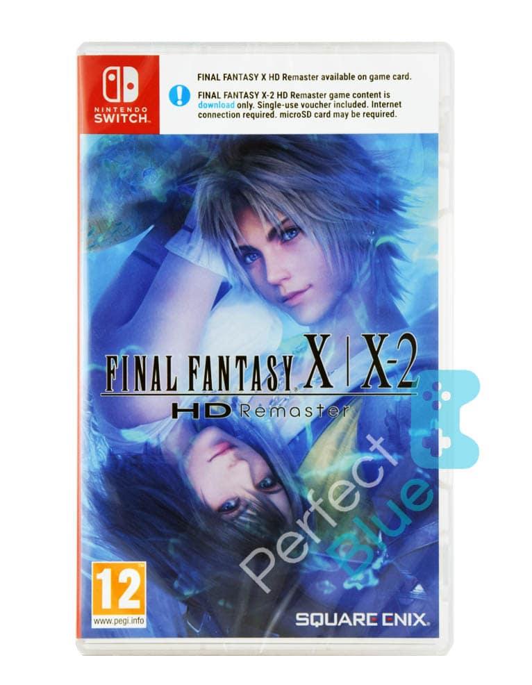 Gra Nintendo Switch Final Fantasy X/X-2 HD Remaster