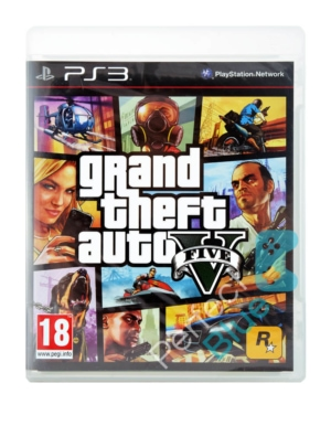 Gra PS3 Grand Theft Auto V / GTA 5
