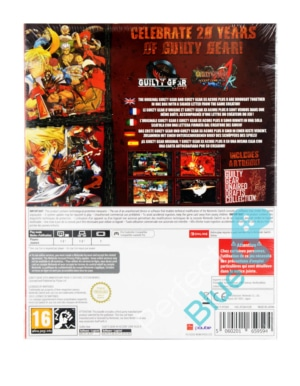 Gra Nintendo Switch Guilty Gear 20th Anniversary Pack