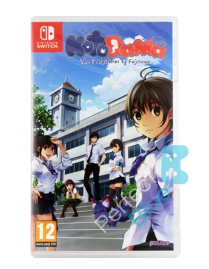 Gra Nintendo Switch Kotodama: The 7 Mysteries of Fujisawa