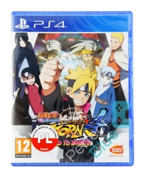 Gra PS4 Naruto Ultimate Ninja Storm 4 Road Boruto