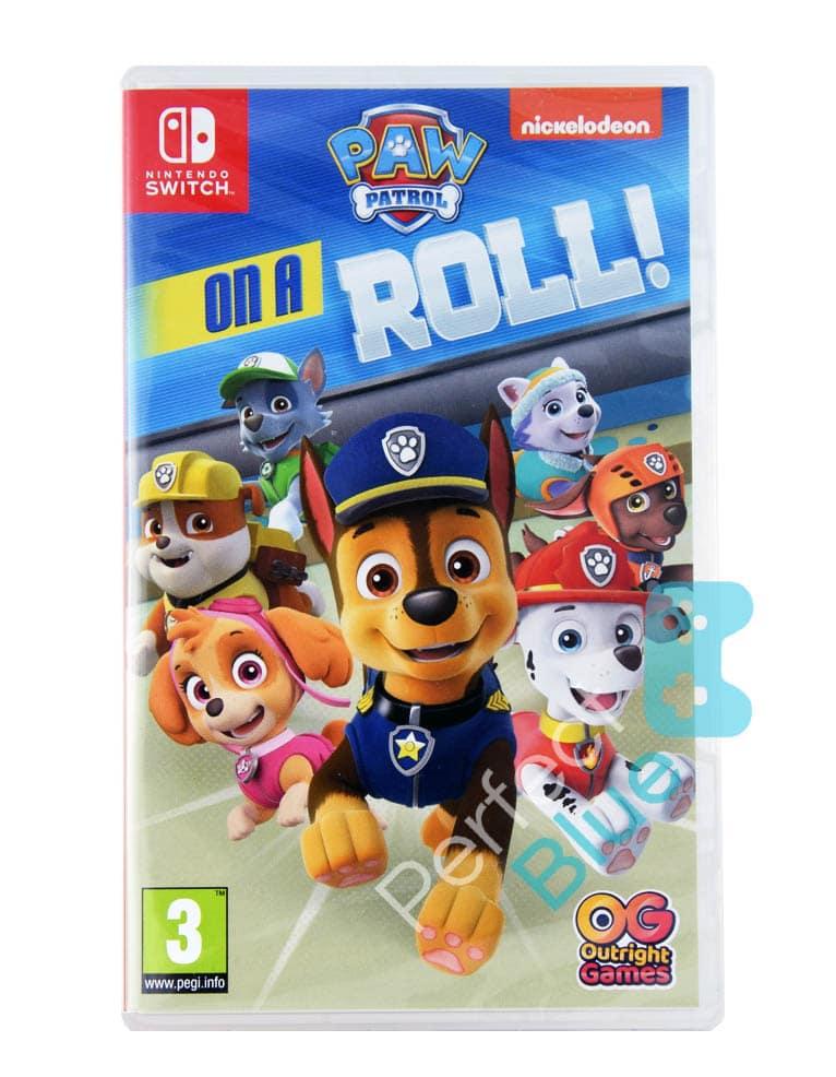 Gra Nintendo Switch Paw Patrol / Psi Patrol