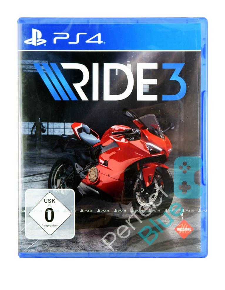 Gra PS4 Ride 3