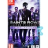 Gra Nintendo Switch Saints Row 3 / III / The Third: Full Package