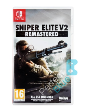 Gra Nintendo Switch Sniper Elite V2 Remastered