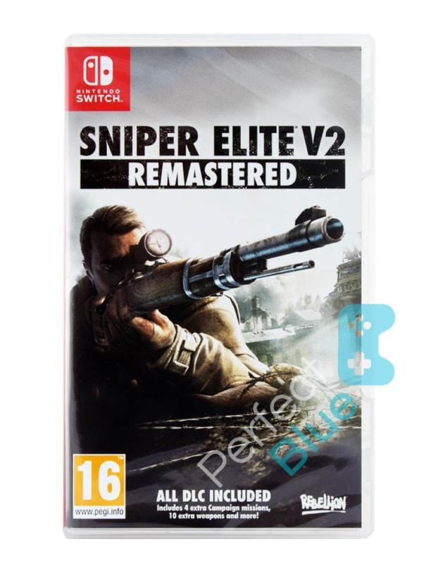 Gra Nintendo Switch Sniper Elite V2 Remastered Sklep Perfect Blue
