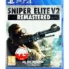 Gra PS4 Sniper Elite V2 Remastered