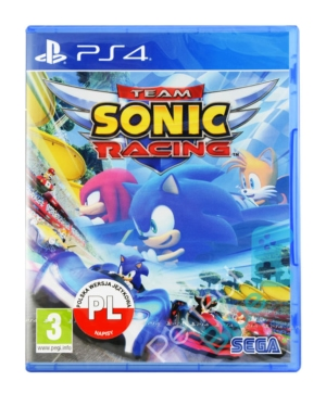 Gra PS4 Team Sonic Racing PL