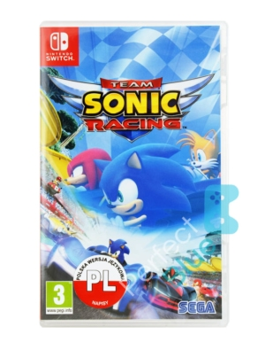 Gra Nintendo Switch Team Sonic Racing PL