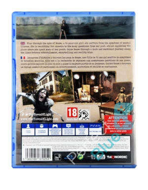 Gra PS4 The Town Of Light