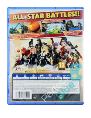 Gra PS4 Warriors All Stars