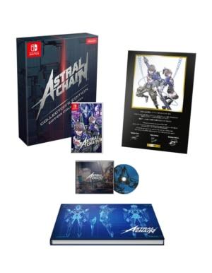 Gra Nintendo Switch Astral Chain Edycja Kolekcjonerska