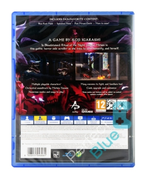 Gra PS4 Bloodstained: Ritual of the Night